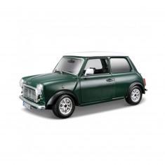 Modèle réduit de voiture de Collection : Mini Cooper 1969 : Echelle 1/24