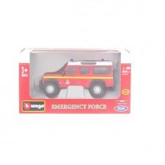 Modèle réduit Emergency Force Echelle 1/50 : 4x4 Pompiers