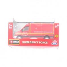 Modèle réduit Emergency Force Echelle 1/50 : Camion pompiers SDISS