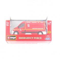 Modèle réduit Emergency Force Echelle 1/50 : Camion Sapeurs Pompiers de Paris