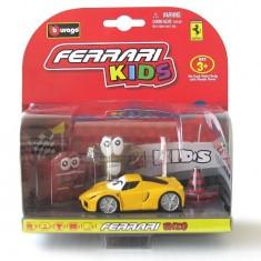 Modèle réduit Ferrari Kids : Enzo jaune avec accessoires