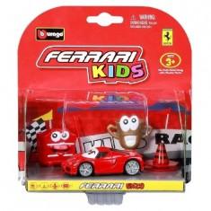 Modèle réduit Ferrari Kids : Enzo rouge avec accessoires