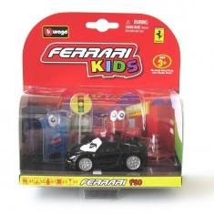Modèle réduit Ferrari Kids : F50 noire avec accessoires