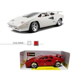 Modèle réduit - Lamborghini Countach 5000 - Collection Gold - Echelle 1/18 : Rouge