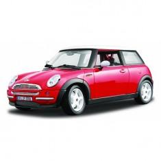 Modèle réduit - Mini Cooper 2001 - Collection Bijoux - Echelle 1/24 : Rouge
