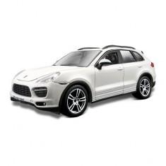 Modèle réduit - Porsche Cayenne Turbo - Echelle 1/24 : Blanc