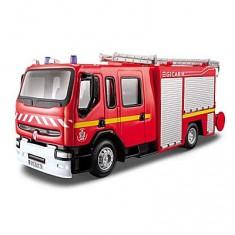 Modèle réduit - Renault Premium  : Gicar Emergency Force - Echelle 1/50 : Sapeurs Pompiers