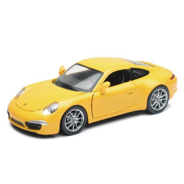 mod le r duit voiture de sport 1 24 porsche 911 carrera s jeux et jouets bburago avenue. Black Bedroom Furniture Sets. Home Design Ideas