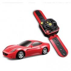 Voiture radiocommandée Ferrari Montre R/C : Echelle 1/36 : Ferrari California : Rouge