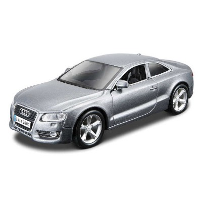 maquette voiture metal kit audi a5 grise bburago rue des maquettes. Black Bedroom Furniture Sets. Home Design Ideas