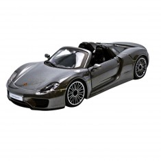 Modèle réduit de voiture de sport : Porsche 918 Spyder : Echelle 1/24