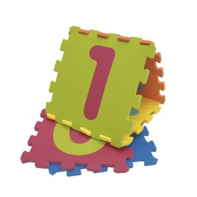 dalles en mousse x 10 chiffres b b d couvertes magasin de jouets pour enfants. Black Bedroom Furniture Sets. Home Design Ideas