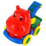 Mini véhicules : Hippopotame