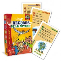 Records de la nature : Edition orange