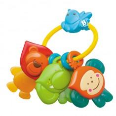 clés de dentition