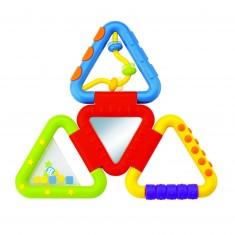Hochet triangle