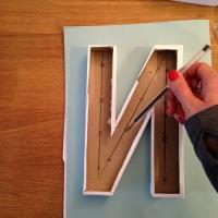 Comment fabriquer une décoration lumineuse pour Noël ? - Image n°15