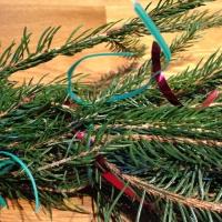 Décorez votre porte aux couleurs de Noël - Image n°7