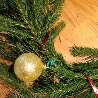 Décorez votre porte aux couleurs de Noël - Image n°8