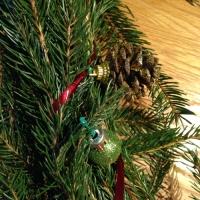 Décorez votre porte aux couleurs de Noël - Image n°9