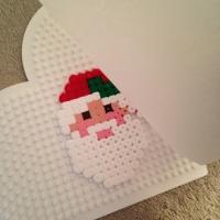 Des décorations de Noël avec des perles à repasser - Image n°10