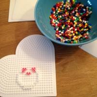 Des décorations de Noël avec des perles à repasser - Image n°2