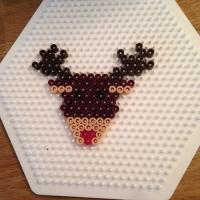 Des décorations de Noël avec des perles à repasser - Image n°5