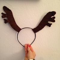Fabriquer un serre-tête de Noël - Image n°10