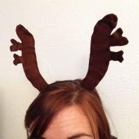 Fabriquer un serre-tête de Noël - Image n°11