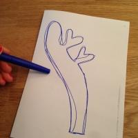Fabriquer un serre-tête de Noël - Image n°2