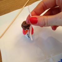 Fabriquer des bougies de Noël - Image n°11