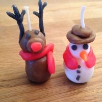 Fabriquer des bougies de Noël - Image n°14