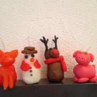 Fabriquer des bougies de Noël - Image n°16