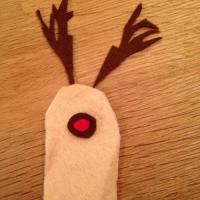 Des personnages de Noël en feutrine - Image n°10