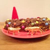 La recette de la bûche de Noël à la pâte à tartiner - Image n°11