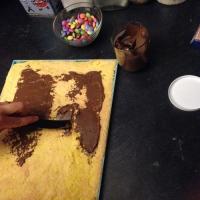 La recette de la bûche de Noël à la pâte à tartiner - Image n°8