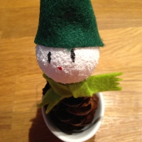 Fabriquer des petits lutins de Noël - Image n°11