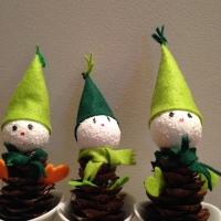 Fabriquer des petits lutins de Noël - Image n°12