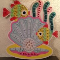 Nous avons testé pour vous le Coffret créatif Cartes mosaïques : Féérie sous-marine - Image n°12