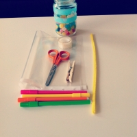 Un papillon en bonbons - Image n°1