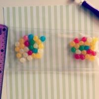 Un papillon en bonbons - Image n°6