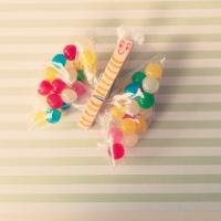 Un papillon en bonbons - Image n°9