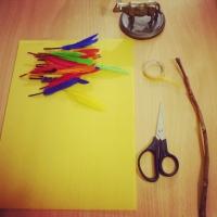 Fabriquer des flèches d'indiens - Image n°1