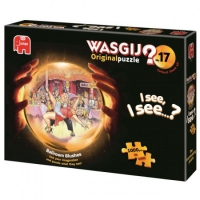 Qu'est-ce qu'un puzzle Wasgij ? - Image n°1
