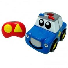 Mon premier véhicule télécommandé : Bleu