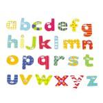 Lettres minuscules magnétiques