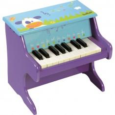 Mon piano en bois