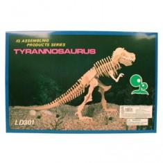 Maquette à assembler dinosaure : Large Tyrannosaure