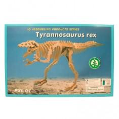 Maquette à assembler dinosaure : Large Tyrannosaurus Rex Jumbo