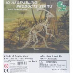 Maquette à construire Médium : Parasurolophus
